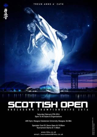 Scottish Open 2016 x